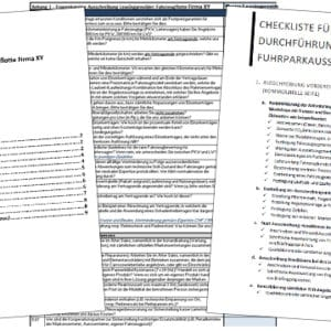 templates and checklists