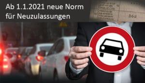 Neue Euro Norm 6d