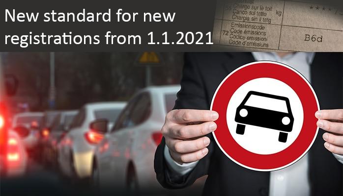 New emission norm 6d temp und 6d